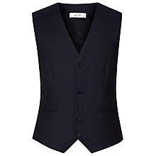 Buy Reiss Harry Modern Fit Waistcoat, Navy Online at johnlewis.com