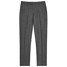 Buy Reiss Host Salt and Pepper Modern Fit Suit Trousers, Charcoal Online at johnlewis.com