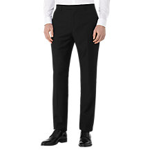 Buy Reiss Harry Modern Fit Suit Trousers, Black Online at johnlewis.com