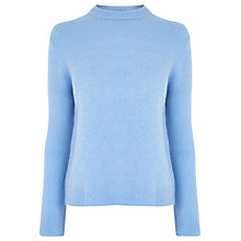 Buy Warehouse Boucle Crew Neck Jumper Online at johnlewis.com