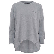 Buy French Connection Clacton Vhari Jumper Online at johnlewis.com