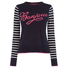 Buy Oasis Bonjour Jumper, Multi Online at johnlewis.com