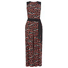 Buy Warehouse Tiger Moth Jumpsuit, Multi Online at johnlewis.com