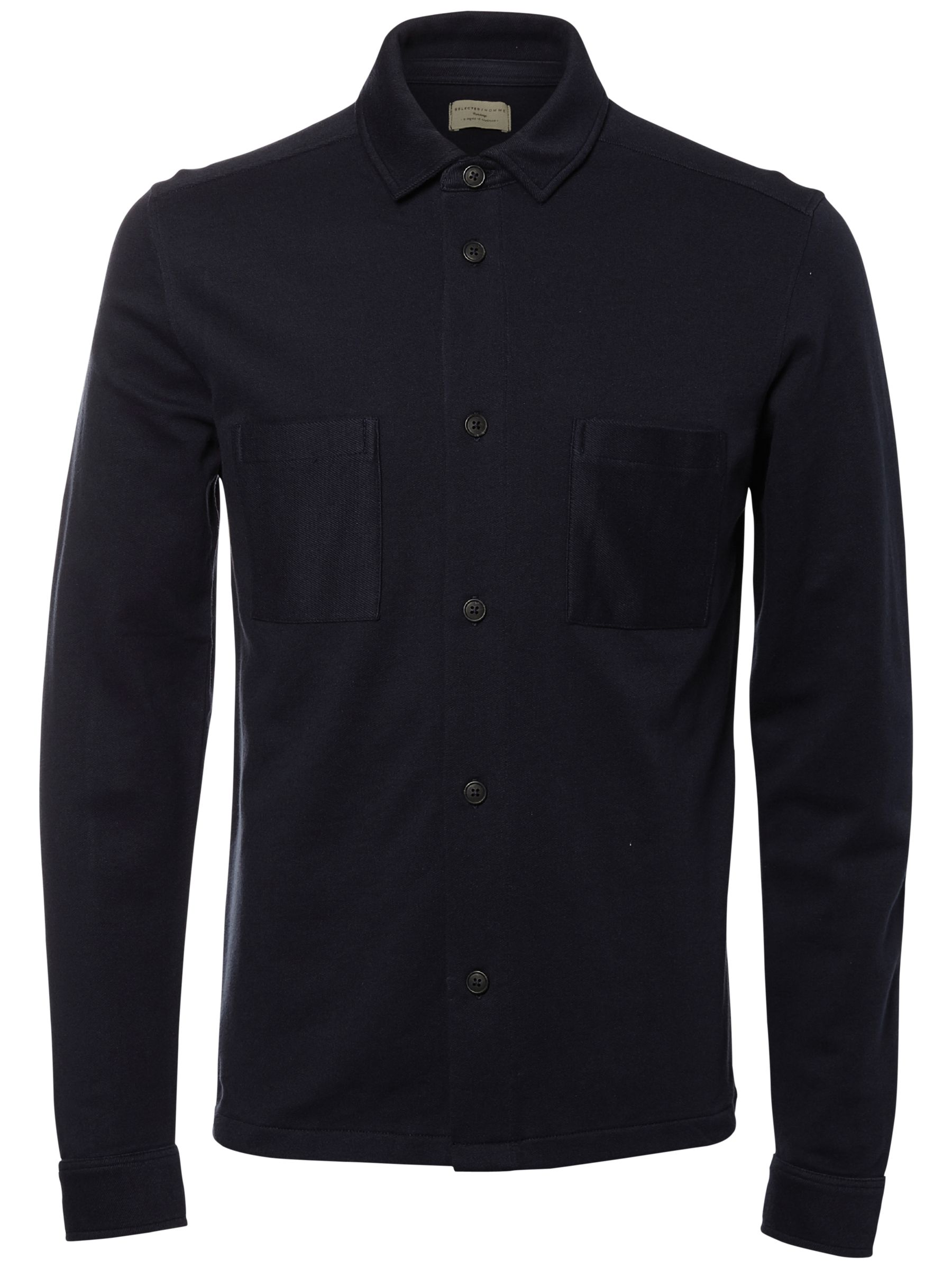Selected Homme Selected Homme Milas Sweat Long Sleeve Shirt
