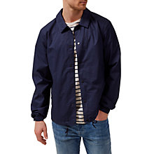 Buy Selected Homme Coach Cotton Jacket Online at johnlewis.com