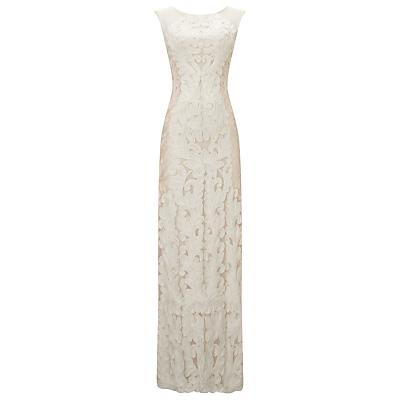 Phase Eight Bridal Cailyn Wedding Dress, Bridal Blush/Cream
