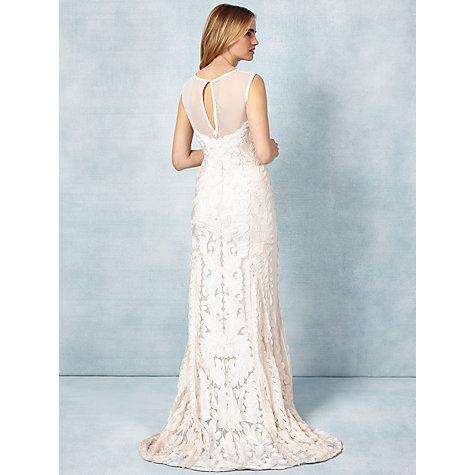 Buy phase eight bridal cailyn wedding dress bridal blush for John lewis wedding dresses