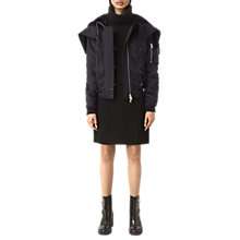 Buy AllSaints Otis Jacket, Ink Blue Online at johnlewis.com