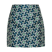 Buy Ted Baker Frelia Swallow Skirt, Dark Blue Online at johnlewis.com