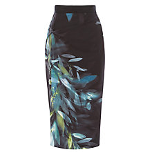 Buy Coast Morselli Printed Pencil Skirt, Multi Online at johnlewis.com