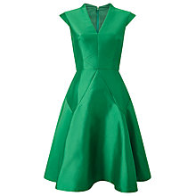 Buy Phase Eight Danessa Dress, Emerald Online at johnlewis.com