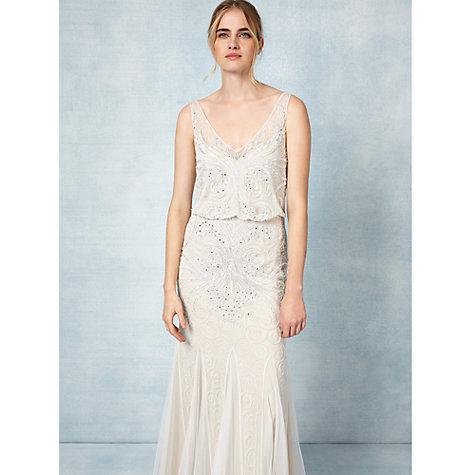 Buy Phase Eight Bridal Cathlyn Wedding Dress Ivory