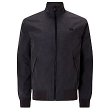 Buy Fred Perry Tonic Brentham Jacket, Anchor Grey Online at johnlewis.com
