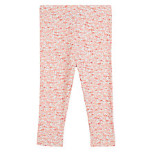 Buy Wheat Baby Flamingo Print Leggings, Mellow Rose Online at johnlewis.com