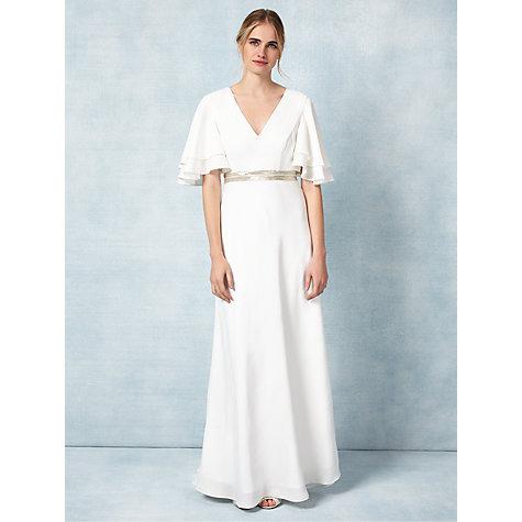 Buy phase eight bridal chelsie wedding dress ivory john for John lewis wedding dresses