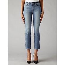 Buy Paige Jacqueline Cropped Straight Jeans, Pryor Online at johnlewis.com