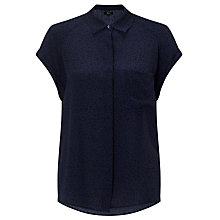 Buy Rails Chase Printed Top, Midnight Cheetah Online at johnlewis.com