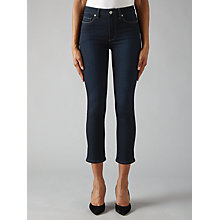 Buy Paige Jacqueline Cropped Straight Jeans, Mona Online at johnlewis.com