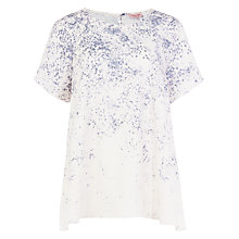 Buy Phase Eight Alessia Printed Blouse, Multi Online at johnlewis.com