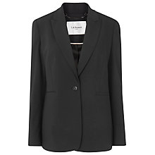 Buy L.K. Bennett Cosima Single Breasted Jacket Online at johnlewis.com