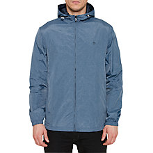 Buy Original Penguin Reversible Melange Ratner Jacket, Dark Denim Heather Online at johnlewis.com