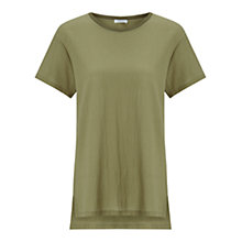 Buy Jigsaw Cotton T-Shirt Online at johnlewis.com