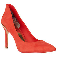 Buy Ted Baker Saviy Pointed Toe Court Shoes Online at johnlewis.com