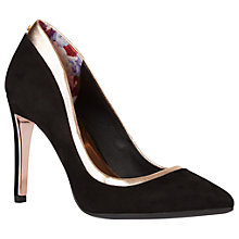 Buy Ted Baker Sayu Pointed Toe Court Shoes Online at johnlewis.com