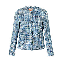 Buy Vilagallo Miranda Jacket, Paris Blue Madeline Online at johnlewis.com