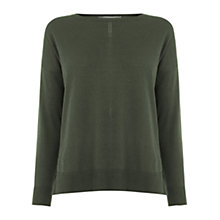 Buy Oasis The Weekend Knit Jumper Online at johnlewis.com
