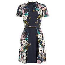 Buy Oasis Princess Trust Skater Dress, Multi Online at johnlewis.com
