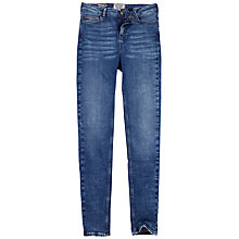 Buy Fat Face Shaping Skinny Jeans, Denim Online at johnlewis.com