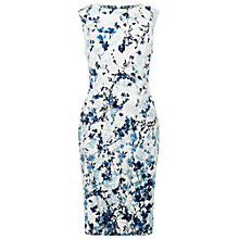 Buy Fenn Wright Manson Petite Floral Corsica Dress, Blue Floral Print Online at johnlewis.com