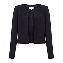 Buy Fenn Wright Manson Petite Valencia Jacket, Navy Online at johnlewis.com