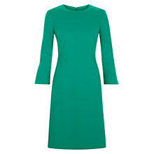 Buy Hobbs Cassie Dress, Emerald Online at johnlewis.com
