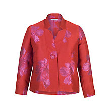 Buy Chesca Two-Tone Floral Jacquard Jacket Online at johnlewis.com