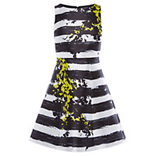 Buy Coast Doree Stripe Dress, Mono Online at johnlewis.com