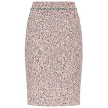 Buy Fenn Wright Manson Petite Bruges Skirt, Pink Tweed Online at johnlewis.com