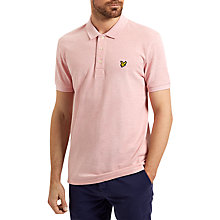 Buy Lyle & Scott Marl Polo Shirt Online at johnlewis.com