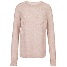 Buy Fat Face Leona Cable Jumper Online at johnlewis.com