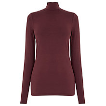 Buy Warehouse Turtle Neck Top Online at johnlewis.com