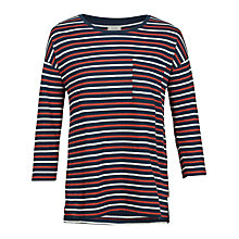 Buy Fat Face Harriet Stripe Top Online at johnlewis.com