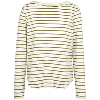 Fat Face Breton Stripe Top