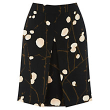 Buy Warehouse Firefly Print Skirt, Multi Online at johnlewis.com