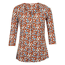 Buy Fat Face Pool Top, Ginger Online at johnlewis.com