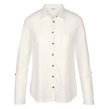 Buy Fat Face Hayle Jersey Shirt Online at johnlewis.com