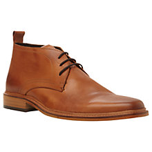Buy Dune Montenegro Boots, Tan Online at johnlewis.com