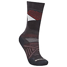 Buy SmartWool PhD Ski Men's Light Pattern Socks, Charcoal/Multi Online at johnlewis.com
