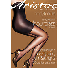 Buy Aristoc 10 Denier Hourglass Tights Online at johnlewis.com