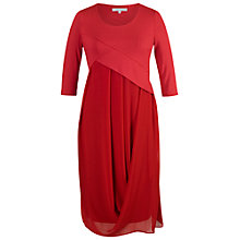 Buy Chesca Jersey Chiffon Dress Online at johnlewis.com